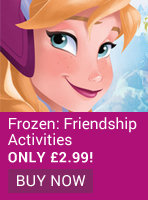 Frozen Friendship Activities