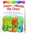 Poem Of The Month Flip Chart