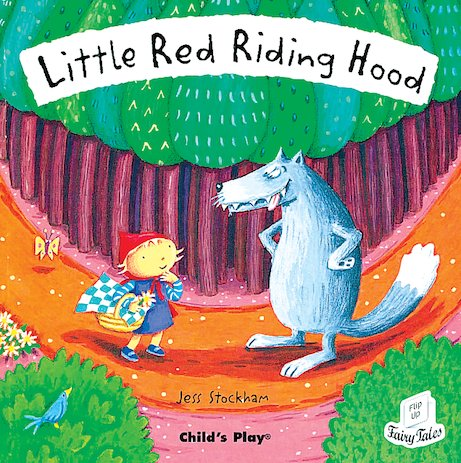 little red riding hood pdf scholastic