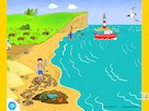 Explore the seaside – interactive resource