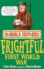 Frightful First World War (Classic Edition) cover image