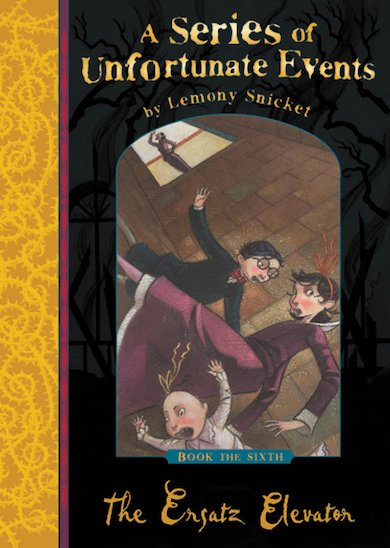a series of unfortunate events the ersatz elevator Section 1 p1-57 character sketcher your job is to sketch one of the following characters: violet, gunther (olaf), klaus, sunny, jerome, esme' squalor, the.