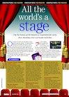 History of theatre – cross-curricular activities