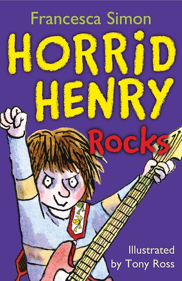 Horrid Henry Go To Your Room