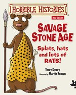 Savage Stone Age cover image