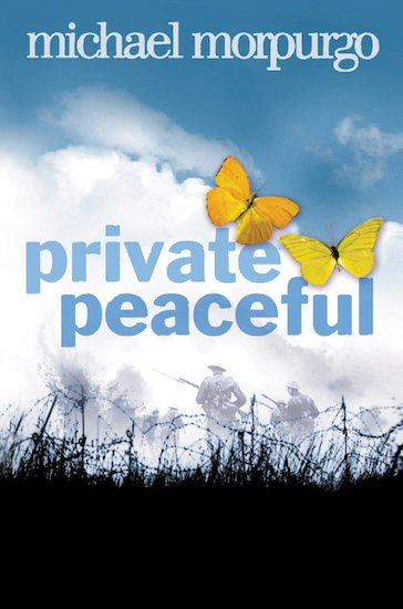 private peaceful book review Buy private peaceful new ed by michael morpurgo (isbn: 9780007791125) from amazon's book store everyday low prices and free delivery on eligible orders.