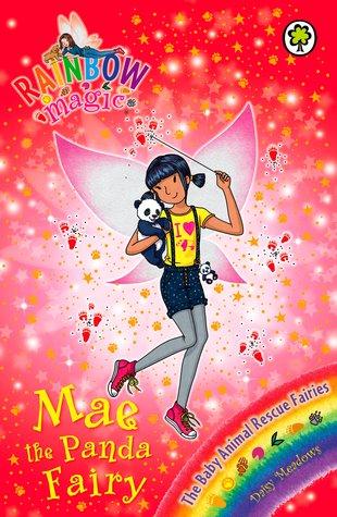 Rainbow Magic Animal Rescue Fairies 134 Mae The Panda