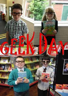 Scholastic Business School - Geek Day