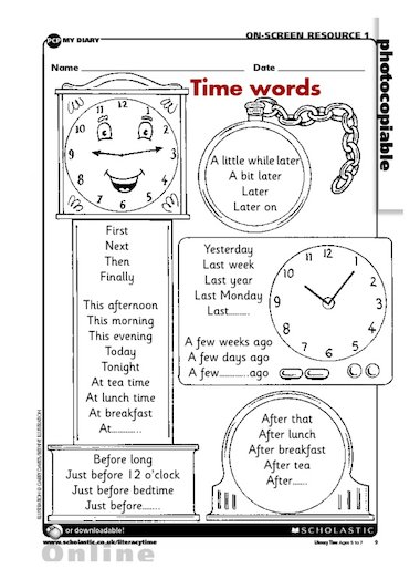 Time Worksheets Ks1 New Calendar Template Site