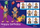 Happy birthday – poster