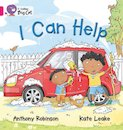 I Can Help (Book Band Pink)