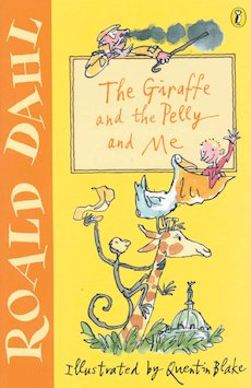 what books did roald dahl write
