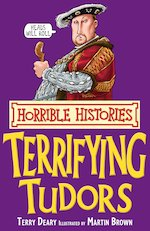 Terrifying Tudors (Classic Edition) cover image