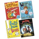 Best Laugh Out Loud Books for Ages 6-8 Shortlist Pack x 4