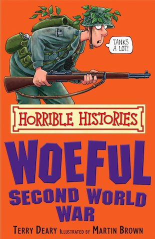 Woeful Second World War (Classic Edition) cover image