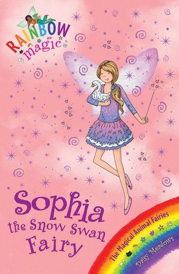 Magical Animal Fairies #4: Rihanna the Seahorse Fairy: A Rainbow Magic Book