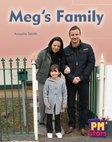 PM Yellow: Meg's Family (PM Stars) Levels 8, 9 x 6