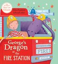 George's Dragon at the Fire Station