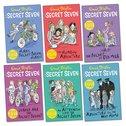 Secret Seven Colour Reads Pack x 6