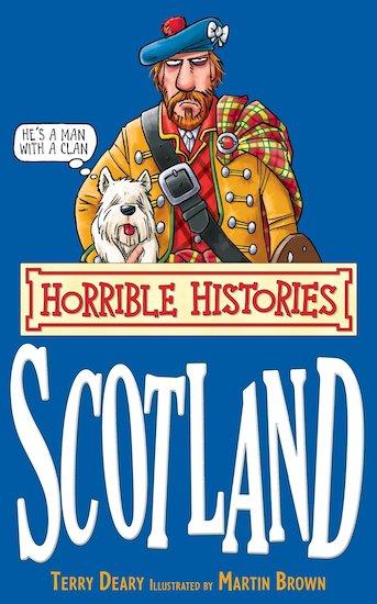 Scotland - Terry Deary