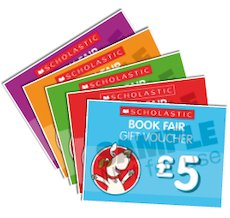 Book Fairs online gift vouchers