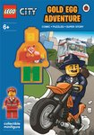 LEGO City: Gold Egg Adventure Activity Book