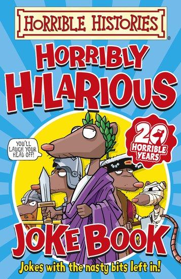 Horribly Hilarious Joke Book - Philip Reeve