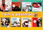 I am a postman – poster