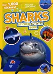 National Geographic Kids: Sharks Sticker Activity Book