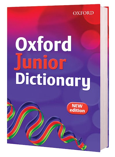 Oxford Junior Dictiona...