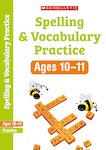 Spelling and Vocabulary Workbook (Year 6)