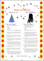 Dress as Winnie the Witch