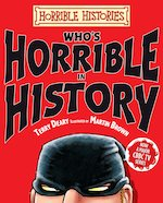 Who's Horrible in History cover image