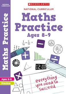 National Curriculum Mathematics Practice Book  - Year 4
