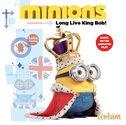 Minions: Long Live King Bob! Storybook
