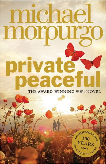 private peaceful Private peaceful follows 2 brothers from childhood to their participation in world war 1 it features themes of friendship, loyalty, courage and sibling rivalry.