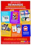 Scholastic Rewards leaflet UK