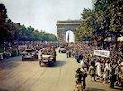 Liberation of Paris - World War II (1944)