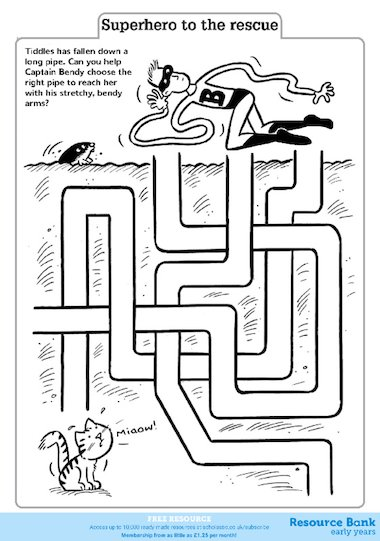 Go Back > Gallery For > Choose The Right Maze
