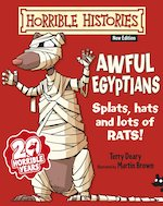 Awful Egyptians cover image