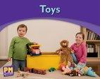 Toys (PM Magenta) Levels 1, 2