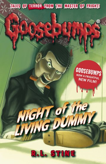 goosebumps and living dummy Download the app and start listening to classic goosebumps: night of the living  dummy today - free with a 30 day trial keep your audiobook forever, even if.