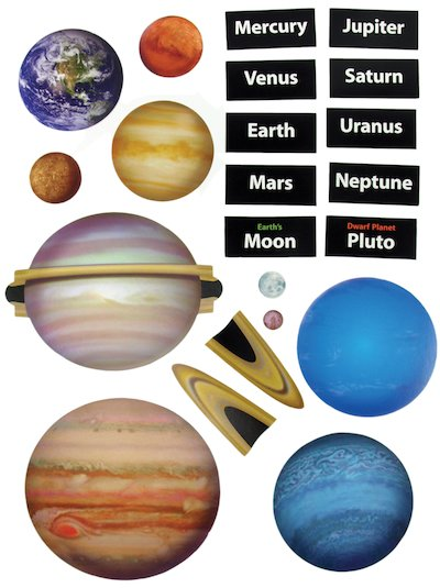 Cut Out Pictures of Planets (page 2) - Pics about space