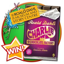 Charlie Chocolate Factory win image May 13