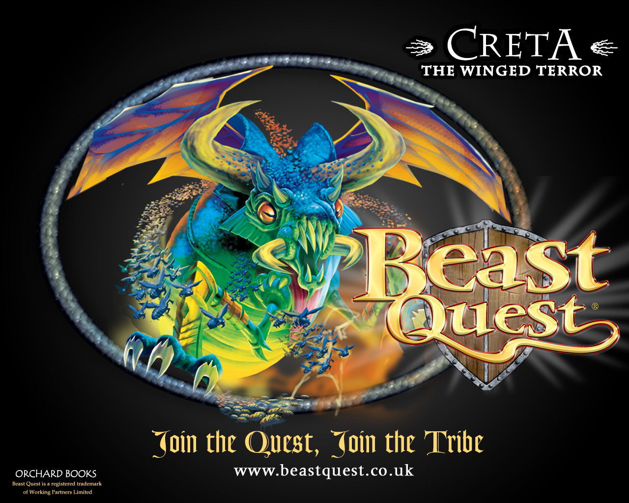questing beast wallpaper - photo #11