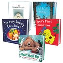Christmas Cuddle-Ups Board Book Pack