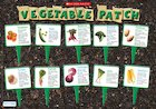 Vegetable patch – poster