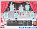 Romeo and Juliet – interactive game