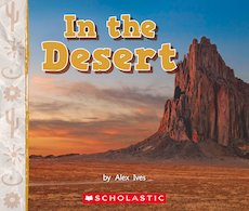 Guided Readers: In the Desert x 6
