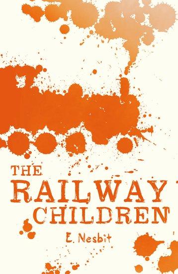 The Railway Children Book Cover : Scholastic classics the railway children